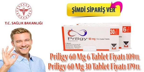 priligy 60 mg fiyatları
