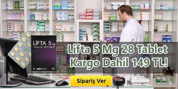 lifta 5 mg fiyatı 2019