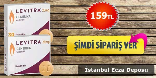 levitra fiyatı 159 TL